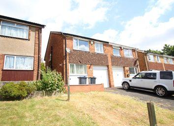 Thumbnail 3 bed semi-detached house to rent in Bunbury Gardens, Birmingham
