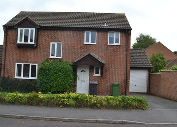 Thumbnail 4 bed detached house to rent in Braunfels Walk, Newbury
