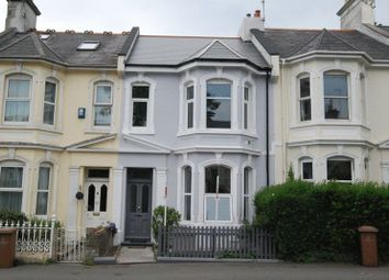 Thumbnail 2 bedroom flat to rent in Stuart Road, Stoke, Plymouth