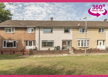 Thumbnail 3 bed terraced house for sale in Coed Cae, Pontnewydd, Cwmbran