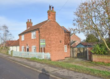 Thumbnail 3 bed cottage for sale in Cromer Road, Thorpe Market, Norwich