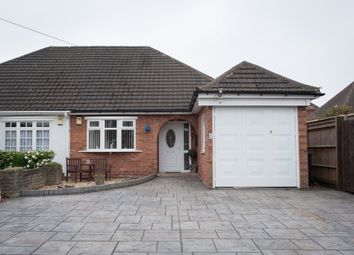 Thumbnail 3 bed semi-detached bungalow for sale in Pentridge Close, Walmley, Sutton Coldfield