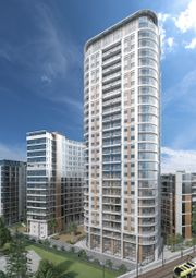 Thumbnail 2 bed flat for sale in Northill Apartments At Fortis Quay, Manchester