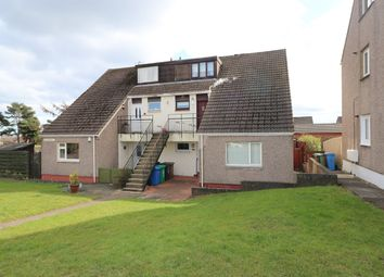 Thumbnail 2 bed flat for sale in Glendale, Leven