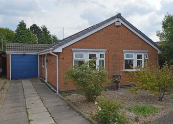 Thumbnail 2 bed detached bungalow for sale in Donald Close, Leicester