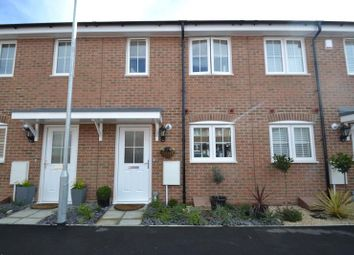Thumbnail 2 bed terraced house for sale in Cornwell Close, The Village, Buntingford