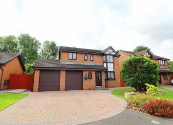 Thumbnail 4 bed detached house for sale in The Chanters, Walkden, Manchester