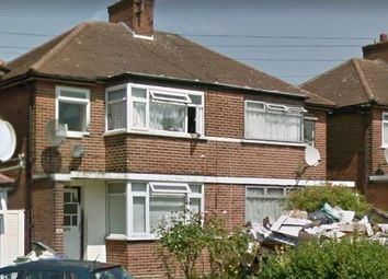 Thumbnail 1 bed flat to rent in Girton Avenue, Kingsbury