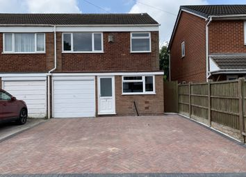 Thumbnail Semi-detached house to rent in Honiley Drive, New Oscott, Sutton Coldfield, West Midlands