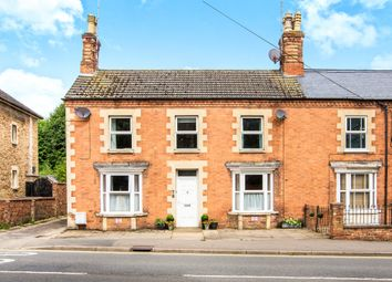 Thumbnail 3 bed flat for sale in Grove Street, Raunds, Wellingborough