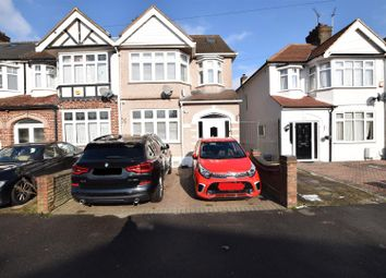 Thumbnail 4 bed end terrace house for sale in Eccleston Crescent, Chadwell Heath, Romford