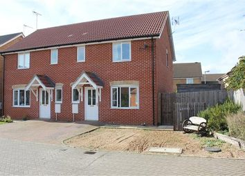 Thumbnail 3 bed semi-detached house for sale in Giffords Close, Kesgrave, Ipswich