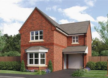 "Thumbnail 3 bed detached house for sale in ""Hayfield"" at Oteley Road, Shrewsbury"