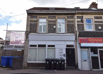Thumbnail 1 bed flat to rent in Soundwell Road, Soundwell, Bristol