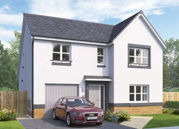 "Thumbnail 4 bed detached house for sale in ""The Overbury"" at Crosshill Road, Bishopton"