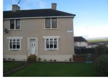 Thumbnail 2 bed flat to rent in Robertson Street, Airdrie
