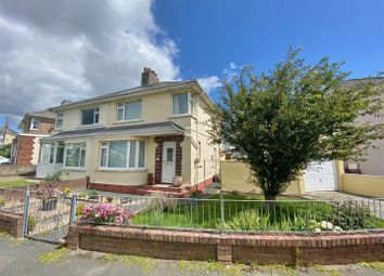 Thumbnail 3 bed property for sale in Howard Road, Plymstock, Plymouth