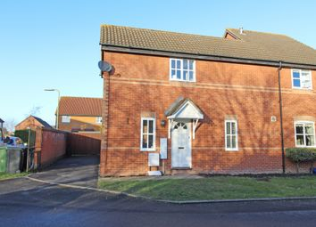 Thumbnail 2 bed semi-detached house to rent in Roding Way, Didcot, Oxon