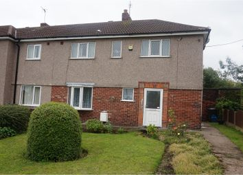 Thumbnail 3 bed town house for sale in Cliffe Road, Barnsley