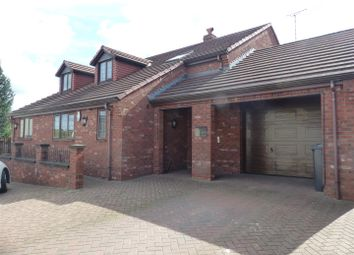 Thumbnail 6 bed detached bungalow for sale in Chapel Street, Castle Gresley