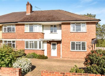 Thumbnail 4 bed semi-detached house for sale in Priory Way, Chalfont St. Peter, Gerrards Cross