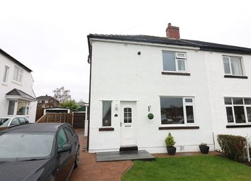 3 bed semi-detached house for sale in Criffel Road, Carlisle, Cumbria CA2