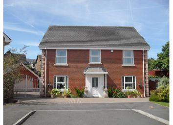 Thumbnail 6 bed detached house for sale in Brentwood Place, Ebbw Vale
