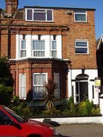 Thumbnail 2 bed flat to rent in Christchurch Road, Folkestone