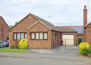 Thumbnail 3 bed detached bungalow for sale in Kingsley Avenue, Mansfield Woodhouse, Mansfield