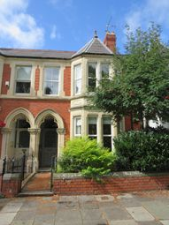 Thumbnail 4 bed property to rent in Teilo Street, Cardiff