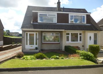Thumbnail 3 bed semi-detached house for sale in Lochearn Crescent, Golfhill, Airdrie