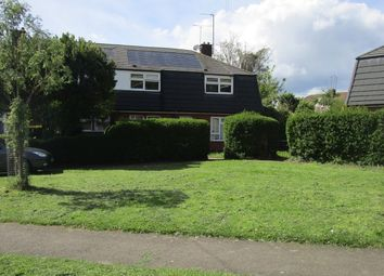 Thumbnail 2 bed maisonette for sale in 64 Spinney Road, Luton, Bedfordshire