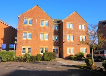 Thumbnail 2 bed flat for sale in Minton Court, Baddeley Green, Stoke-On-Trent