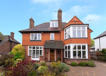 Thumbnail 5 bed detached house to rent in Layters Way, Gerrards Cross, Buckinghamshire