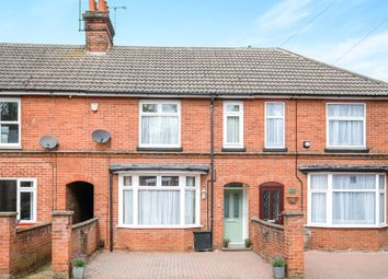 Thumbnail 4 bed terraced house for sale in Grange Road, Ipswich