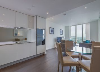 Thumbnail 2 bed flat to rent in Sky Gardens, 155 Wandsworth Road, Nine Elms