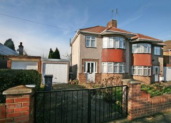 Thumbnail 3 bed semi-detached house for sale in Chaplin Road, Wembley