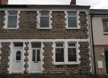 Thumbnail 3 bed terraced house to rent in Queen Street, Barry