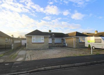 Thumbnail 2 bedroom semi-detached bungalow for sale in Severn Avenue, Swindon, Wiltshire