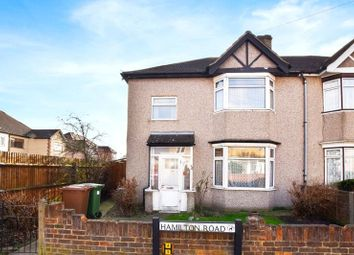 Thumbnail 3 bed semi-detached house for sale in Hamilton Road, Bexleyheath, Kent