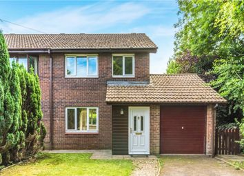 Thumbnail 3 bed semi-detached house for sale in Park View Gardens, Bassaleg, Newport