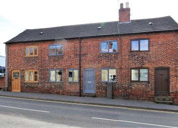 Thumbnail 3 bed terraced house for sale in Wood Street, Ashby-De-La-Zouch
