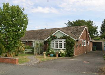 Thumbnail 2 bed semi-detached bungalow for sale in Friars Furlong, Long Crendon, Buckinghamshire