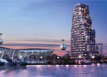 Thumbnail 2 bed property for sale in The Pump Tower, Royal Victoria Dock, London E16,