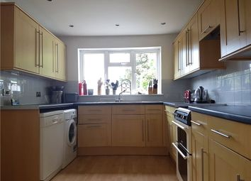 Thumbnail 4 bed semi-detached house to rent in Hook Road, Epsom