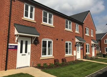 Thumbnail 2 bed terraced house for sale in Plot 54, Tha Halt, Box Road, Cam, Dursley, Glos