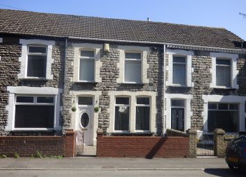 Thumbnail 2 bed terraced house for sale in Shelone Road, Briton Ferry, Neath .