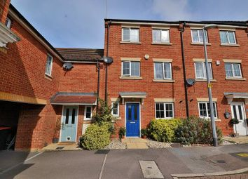 Thumbnail 4 bed terraced house for sale in Cormorant Way, Leighton Buzzard