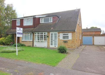 Thumbnail 3 bed semi-detached house for sale in Chiltern Road, Barton Le Clay