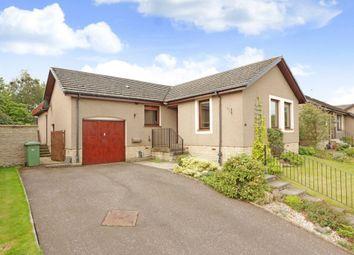 Thumbnail 4 bed detached bungalow for sale in 14 Rennie Place, East Linton